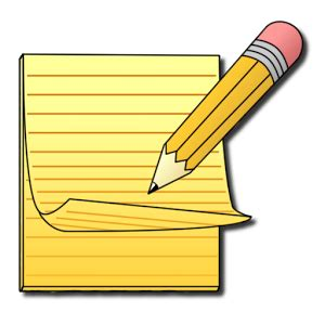 Paper to write letters